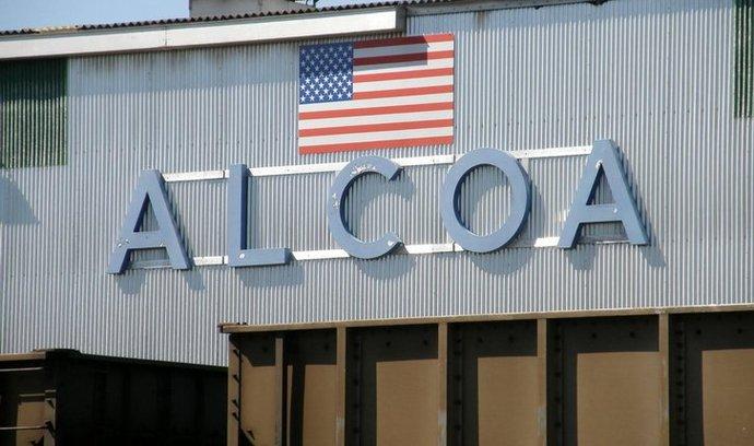 Provoz Alcoa