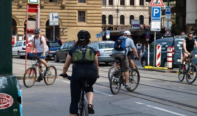 průběh stávky dopravy v Praze