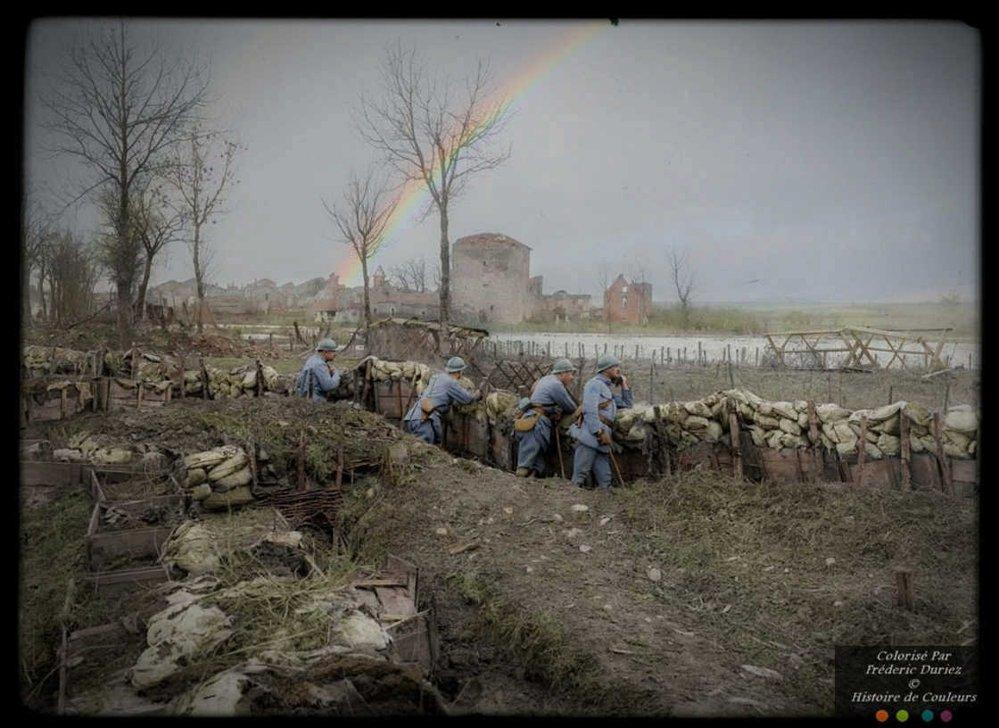 Frédéric Duriez: První světová válka v barvě