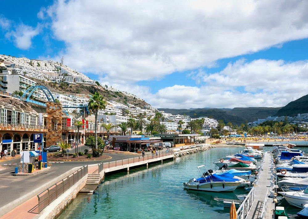 Puerto Rico na Kanárských ostrovech