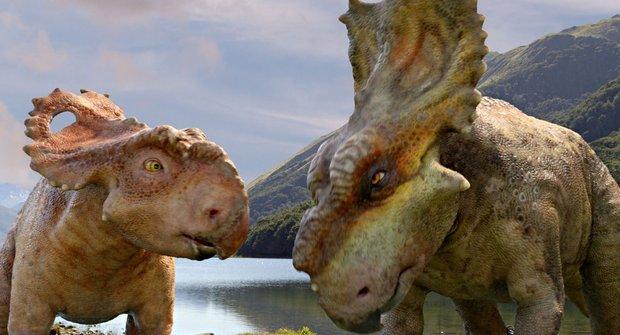 Pravěké dobrodružství : Putování s dinosaury 3D