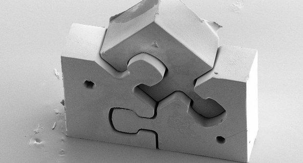 Nejmenší puzzle na světě: A co jako s tím?