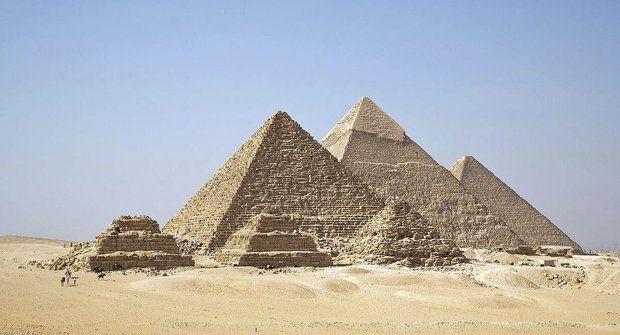 Uvnitř egyptských pyramid: Prohlídka pohřebních kolosů