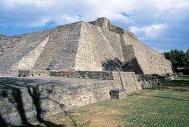 Fotogalerie: Tajuplné mezoamerické pyramidy