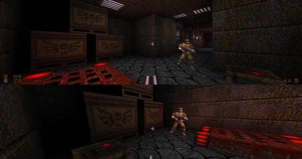 Quake pro PlayStation 4