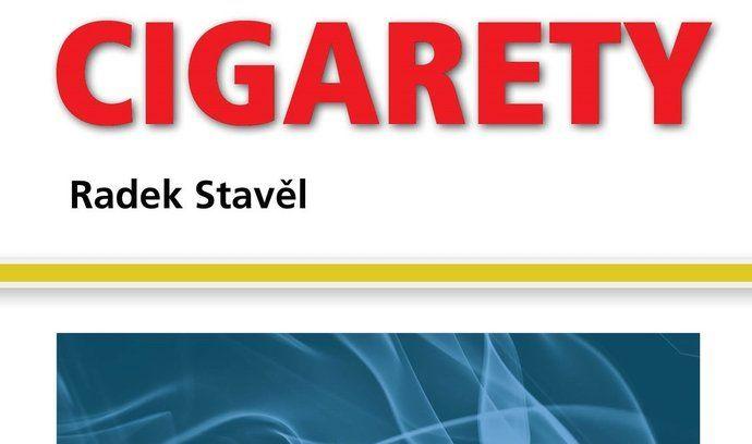 obal knihy cigarety