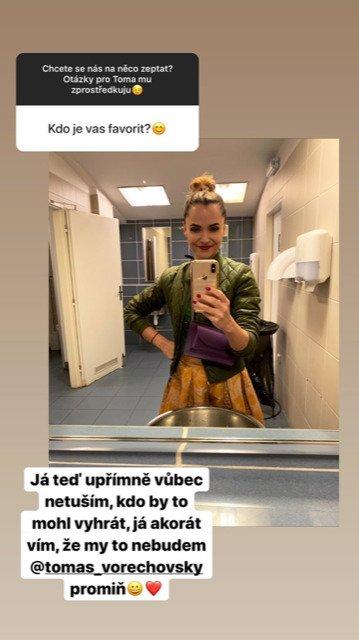 Radka Třeštíková a Tomáš Vořechovský jsou jen dobří přátelé