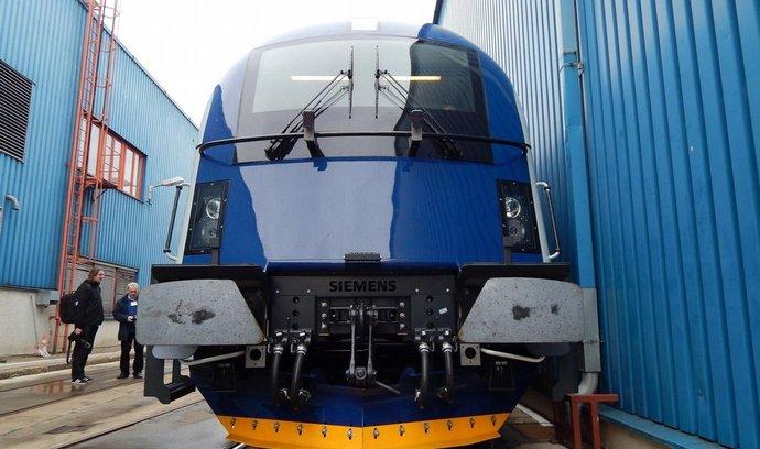 Railjet Českých drah