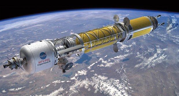 Rakety na jádro: Nová kapitola dobývání vesmíru