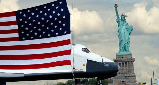 Pohled do světa: Poslední cesta raketoplánu Enterprise