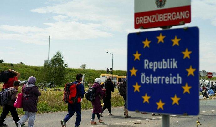 Rakouská hranice