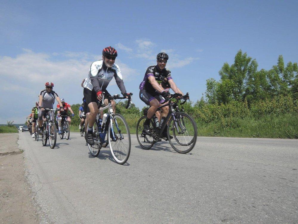 Cyklojízda Ride4Women z Osla do Vídně na podporu rakoviny děložního čípku