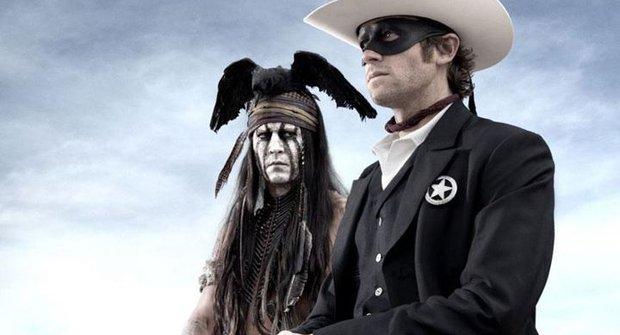 Po Pirátech z Karibiku přicválá Lone Ranger