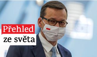 Německé volby nemají jasného favorita. Spor Česka s Polskem o uhelný důl Turów se vyhrocuje
