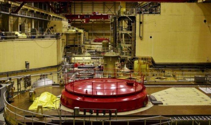Reaktor jaderné elektrárny Paks