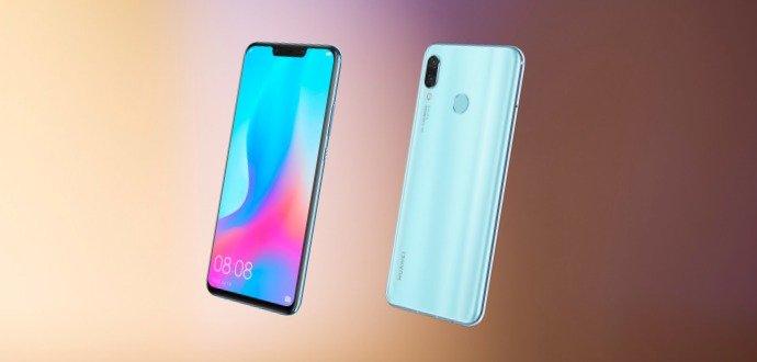 Recenze Huawei nova 3 Blue: výkonný modrásek se čtyřmi foťáky