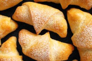 Martinské ořechové rohlíčky bez droždí: Na tyhle bude chtít každý recept!