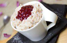Recepty z papiňáku: Mléčná rýže