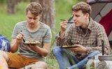 3 recepty na rýchle jedlo pod stan