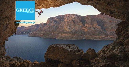 Chystáte se na dovolenou do Řecka? Vyzkoušejte místní adrenalinové sporty!