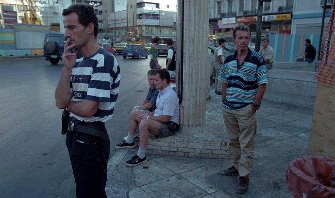 Řecko, nezaměstnanost