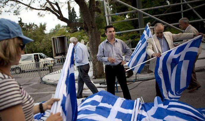 Řecko, volby