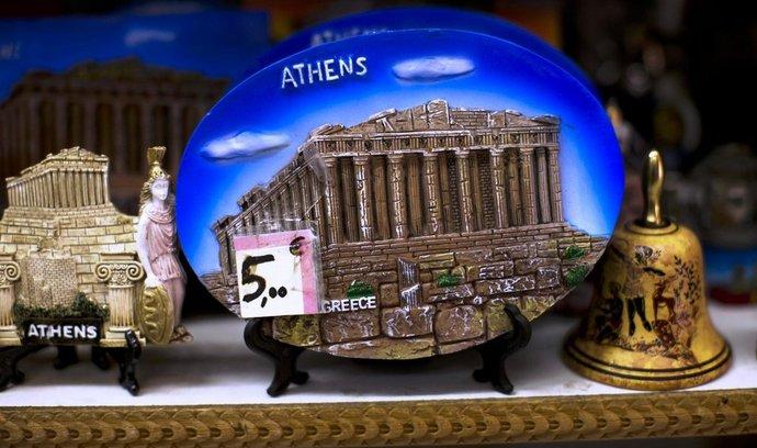 Řecko ilustrační foto