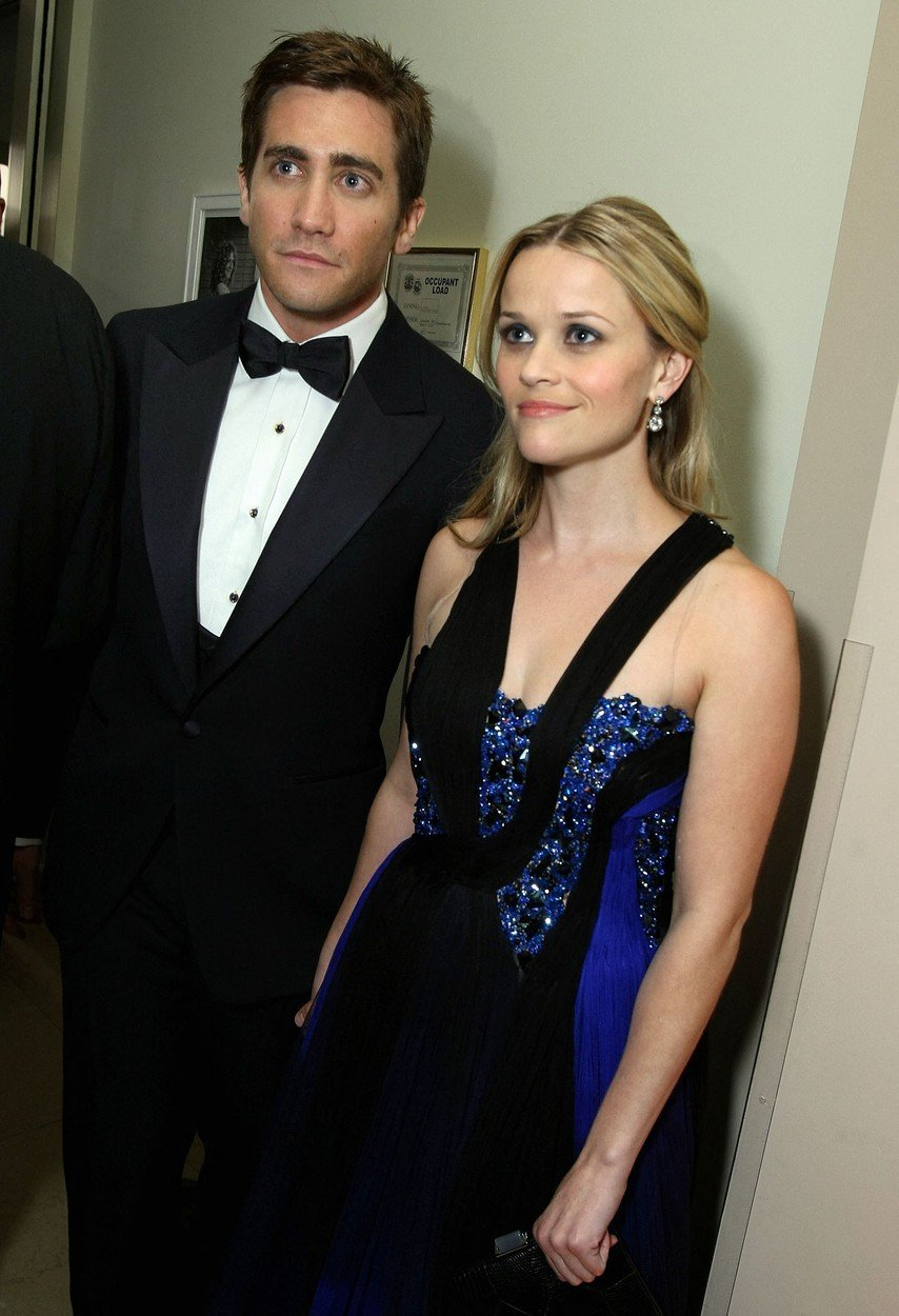 Reese Witherspoonová a Jake Gyllenhaal
