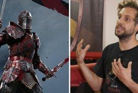 Český rytíř hodnotí Chivalry 2: Středověký boj byly spíš šachy, rytíři se nezabíjeli, zbroje se mi líbí