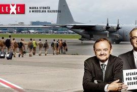Miroslav Kalousek: Po bitvě je každý generál, ale způsob odchodu z Afghánistánu je…