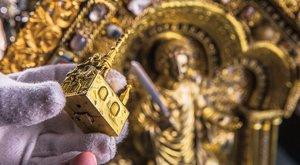 Relikviář svatého Maura poprvé ve 3D: Digitalizace neviditelného