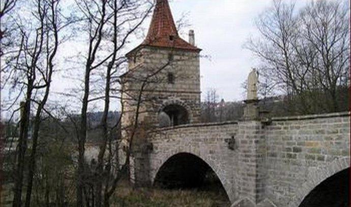 Renesanční most ve Stříbře