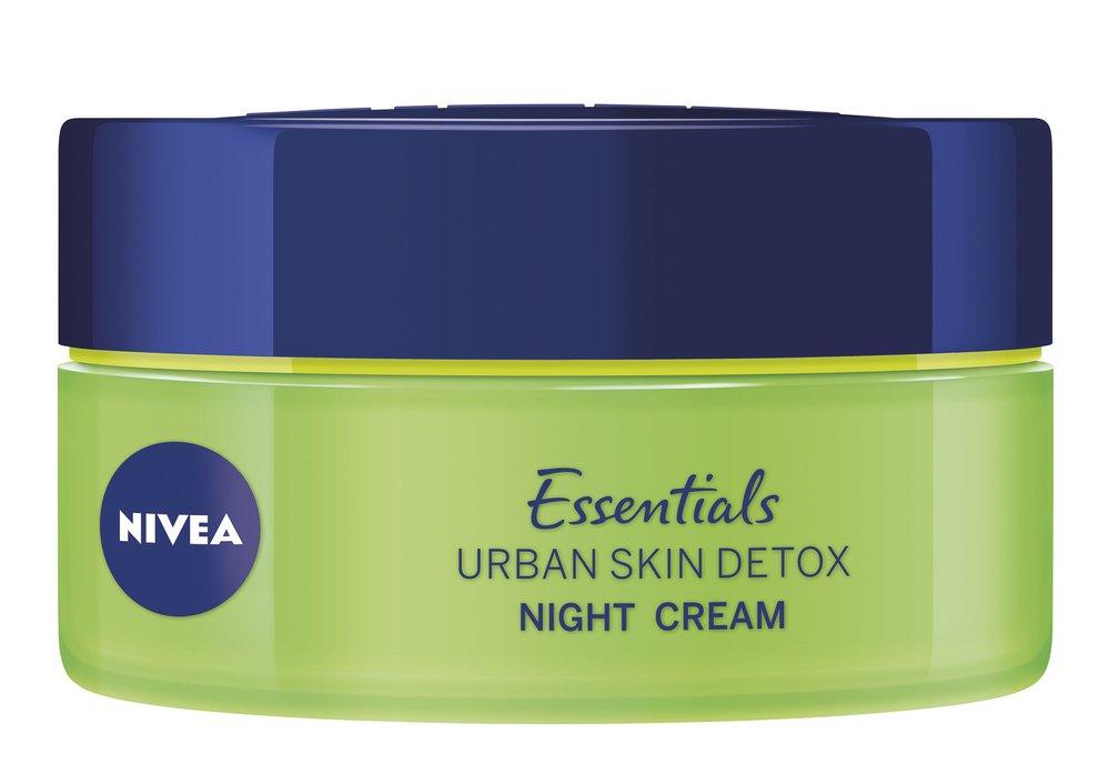 4 Antioxidační noční krém, Urban Skin Detox, Nivea, 180Kč