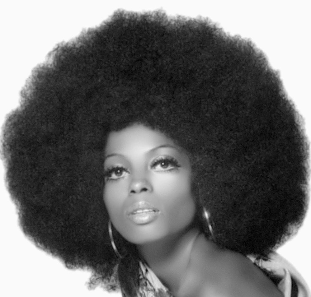 1969 - afro