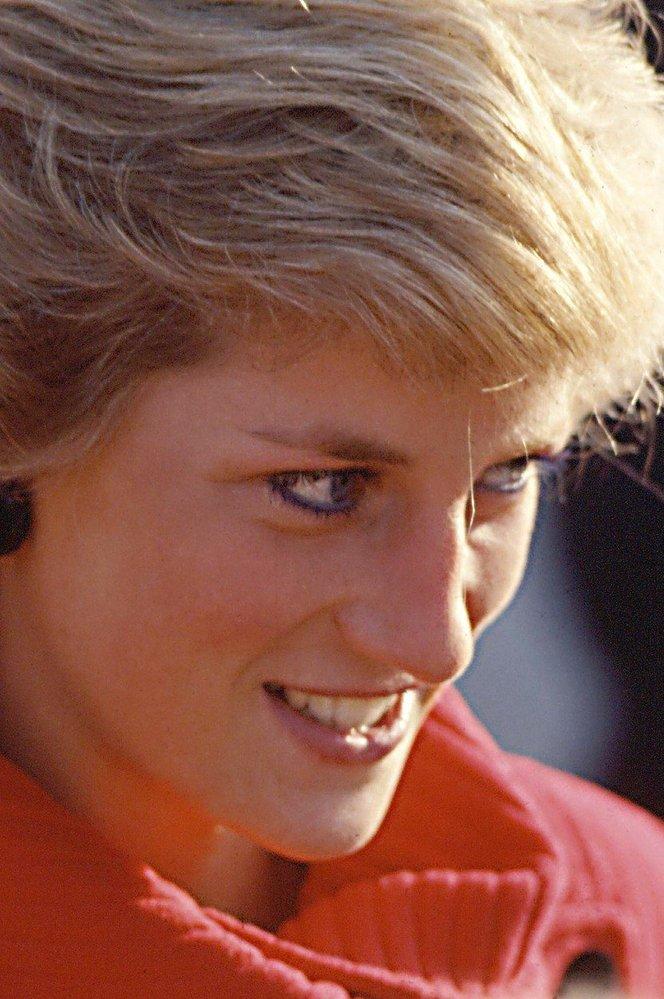 1988 - modré oční linky