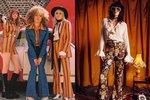 Retro vlivy jsou v letošní módě oproti předešlým sezónám podstatně znatelnější. Které vzory jsou opět vkurzu? A proč tak toužíme po módní cestě do minulosti?