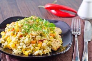 Rýže 7x jinak: Ochutnejte rizoto, hřejivou polévku nebo zelné závitky s rýží!