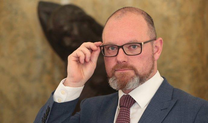 Ministr školství Robert Plaga (ANO) poskytl Blesk Zprávám rozhovor