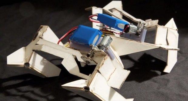 Samoskládací robot: Lidstvo je mu k ničemu