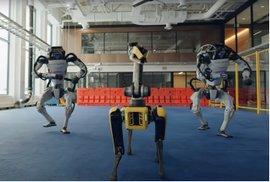 Plechová monstra už brzy i ve vaší práci! Jak se připravit na budoucnost s roboty?