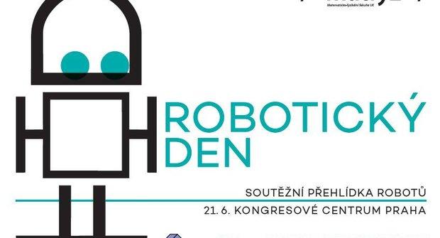 Robotický den v druhé půlce června: Soutěže robotů!