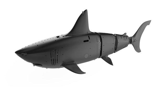 Robotický žralok: Mořský dravec Robo-Shark