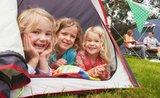 Jak se připravit na první stanování s dětmi