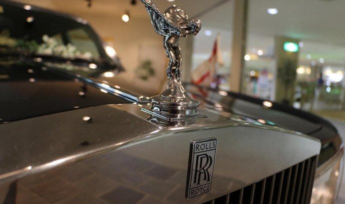 Rolls-Royce, ilustrační foto