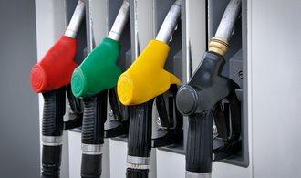 Zdražování pohonných hmot v Česku v uplynulém týdnu zpomalilo