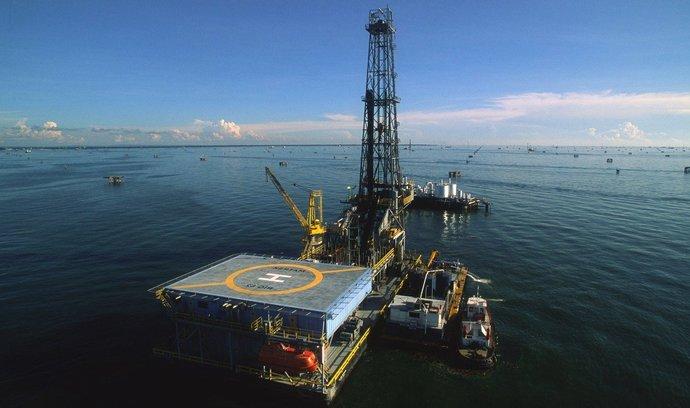 Těžba ropy (ilustrační foto)