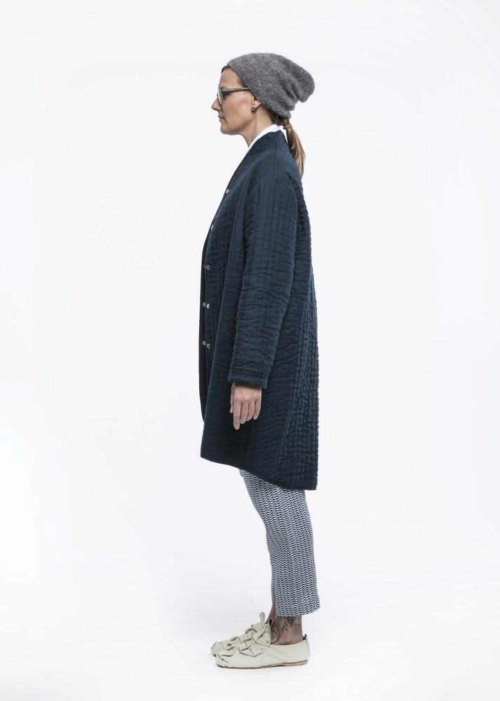 Kateřina Černá tvoří pod značkou K.BANA udržitelnou módu ze lnu