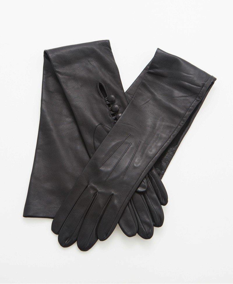 mackbeth dlouhé společenské bezpodšívkové rukavice, 1990 Kč, www.elegants.cz