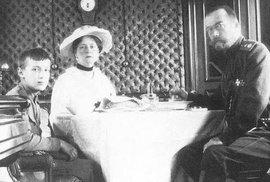 Palác na kolejích: Takhle cestoval ruský car, než byl sesazen a zastřelen bolševiky