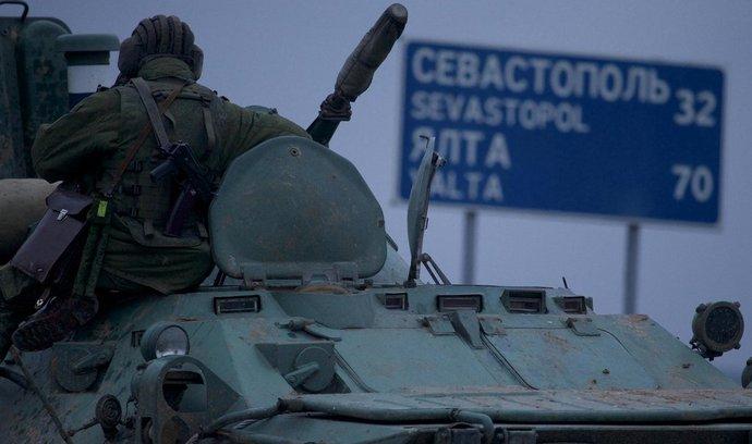 Rusko posiluje svoje pozice na Krymu